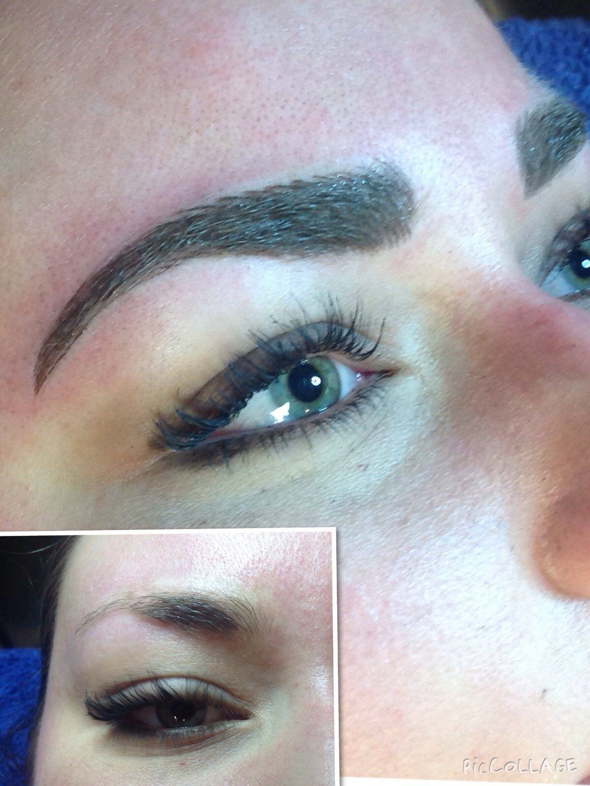 Eyebrow Tattoo: Eyebrow Cosmetic Tattooing